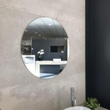 Showroom de Soignies - Miroir