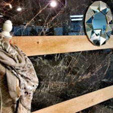Showroom Battice - Décor bois