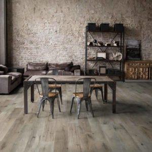 Carrelage wood - Living